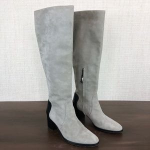 Reed Krakoff suede boots